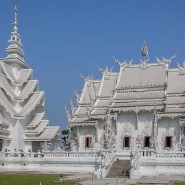 Gerry Gantt - Wat Rong Khun Ubosot and Tower DTHCR0034