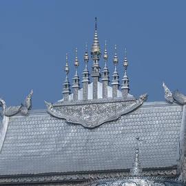 Gerry Gantt - Wat Sri Suphan Phra Ubosot Roof Apex DTHCM0730