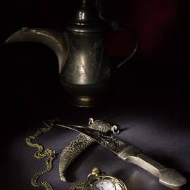 Ann Garrett - Watch Dagger and Coffee Pot