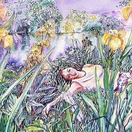 Trudi Doyle - Watching Dragonflies
