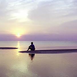 Claudio Bacinello - Watching the Sunset