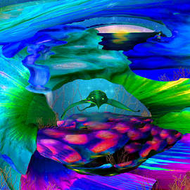 Michele  Avanti - Water Fantasy