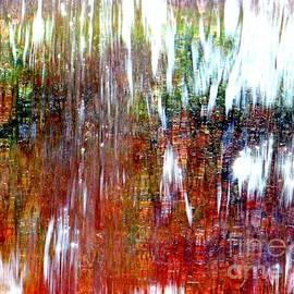 Ed Weidman - Water Fountain Abstract 13