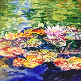 Irina Sztukowski - Water Lilies