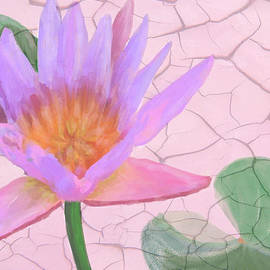 Rosalie Scanlon - Water Lily Art