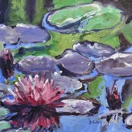 Donna Tuten - Water Lily