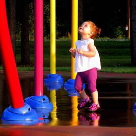 Selma Glunn - Water Park Fun