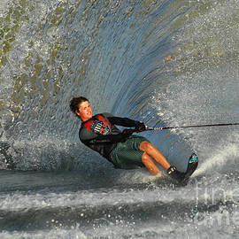 Bob Christopher - Water Skiing Magic of Water 13