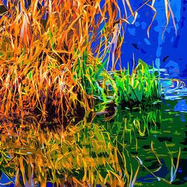 Brian Stevens - Water Weeds