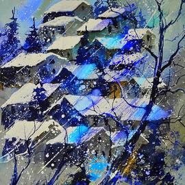 Pol Ledent - Watercolor 4121136
