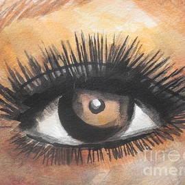 Chrisann Ellis - Watercolor Eye