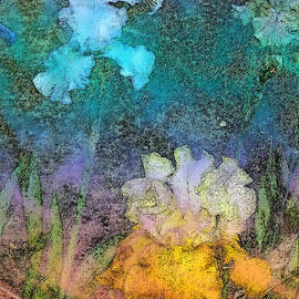Faye Cummings - Watercolor Irises