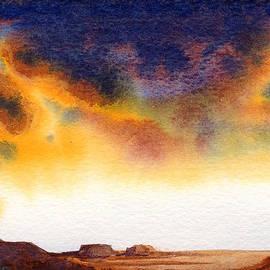 Konnie Kim - Watercolor Landscape 2