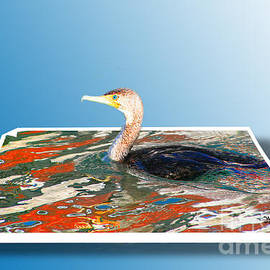 Mariarosa Rockefeller - Watercolor Swim