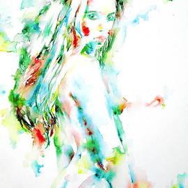Fabrizio Cassetta - Watercolor Woman.7