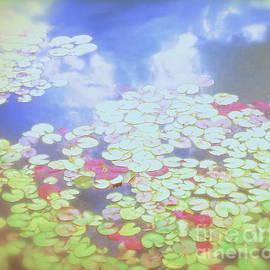 Christie Morgans - Watercolors like Monet