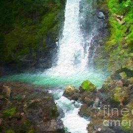 Anthony Fishburne - Waterfall