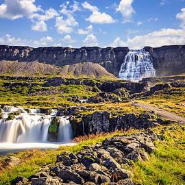 Alexey Stiop - Waterfall Dynjandifoss