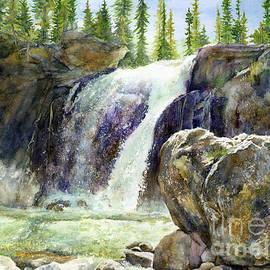 Hailey E Herrera - Waterfall