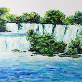 Ojars Bluzma - Waterfall