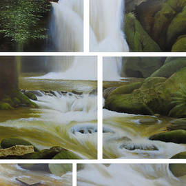 Richard Ginnett - Waterfall