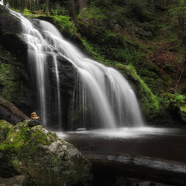 Bill  Wakeley - Waterfall Zen Square