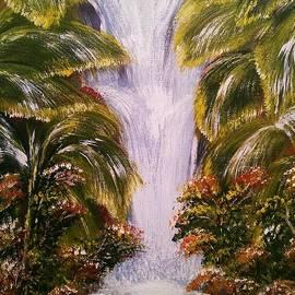 Collin A Clarke - Waterfalls