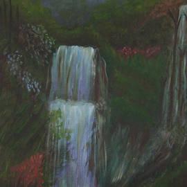 Leona Borge - Waterfalls of Kindness and Compassion