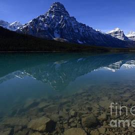 Bob Christopher - Waterfowl Lake Reflections