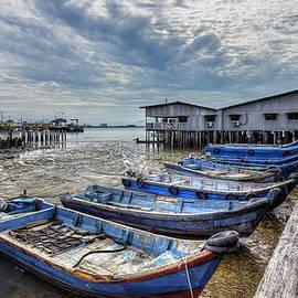 Mario Legaspi - Waterfront