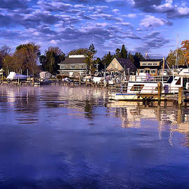 Brian Wallace - Waterfront Morning