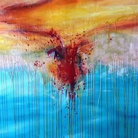 Pamela Saramandif Vardin - Water...Like Blood