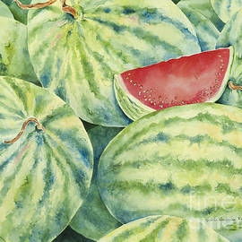 Kristen Anderson Hill - Watermelons