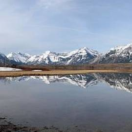 Ian Mcadie - Waterton Lakes Mountain Calm