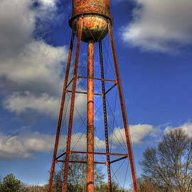 Reid Callaway - Historic Watkinsville Georgia Water Tower