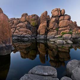 Dave Dilli - Watson Lake Arizona Reflections