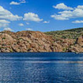 Alan Marlowe - Watson Lake Panorama 1