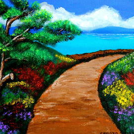 Cyril Maza - Way to the Sea