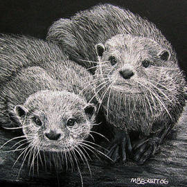 Michael Beckett - We Otter Be In Pictures