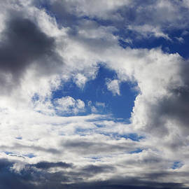 Baslee Troutman Nature Photography Art - Weather Art Prints Clouds Blue Sky