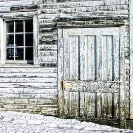 Mike Martin - Weathered Barn Door