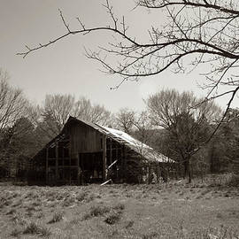 Nina Fosdick - Weathered Rural Barn