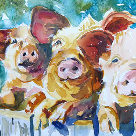 P Maure Bausch - Wee 3 Pigs