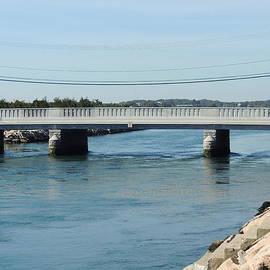 Anastasia Konn - Weekapaug Bridge