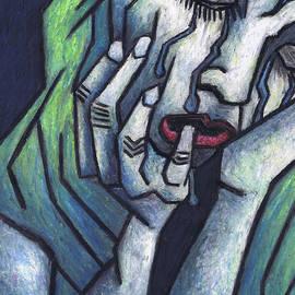 Kamil Swiatek - Weeping Woman
