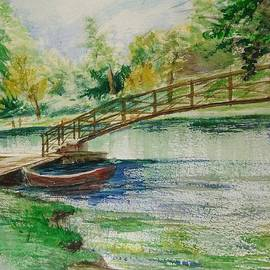 J Anthony Shuff - Weldon Springs Footbridge