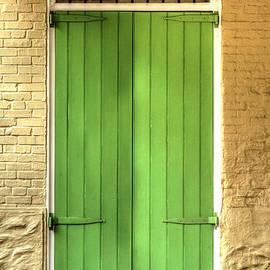 Greg and Chrystal Mimbs - Well Adjusted Door