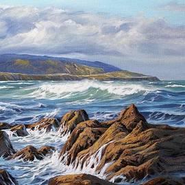 Samuel Earp - Wellington South Coast