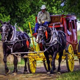 F Leblanc - Wells Fargo Stagecoach v3