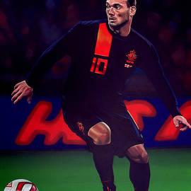 Paul  Meijering - Wesley Sneijder